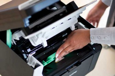 Manutenção-da-Impressora